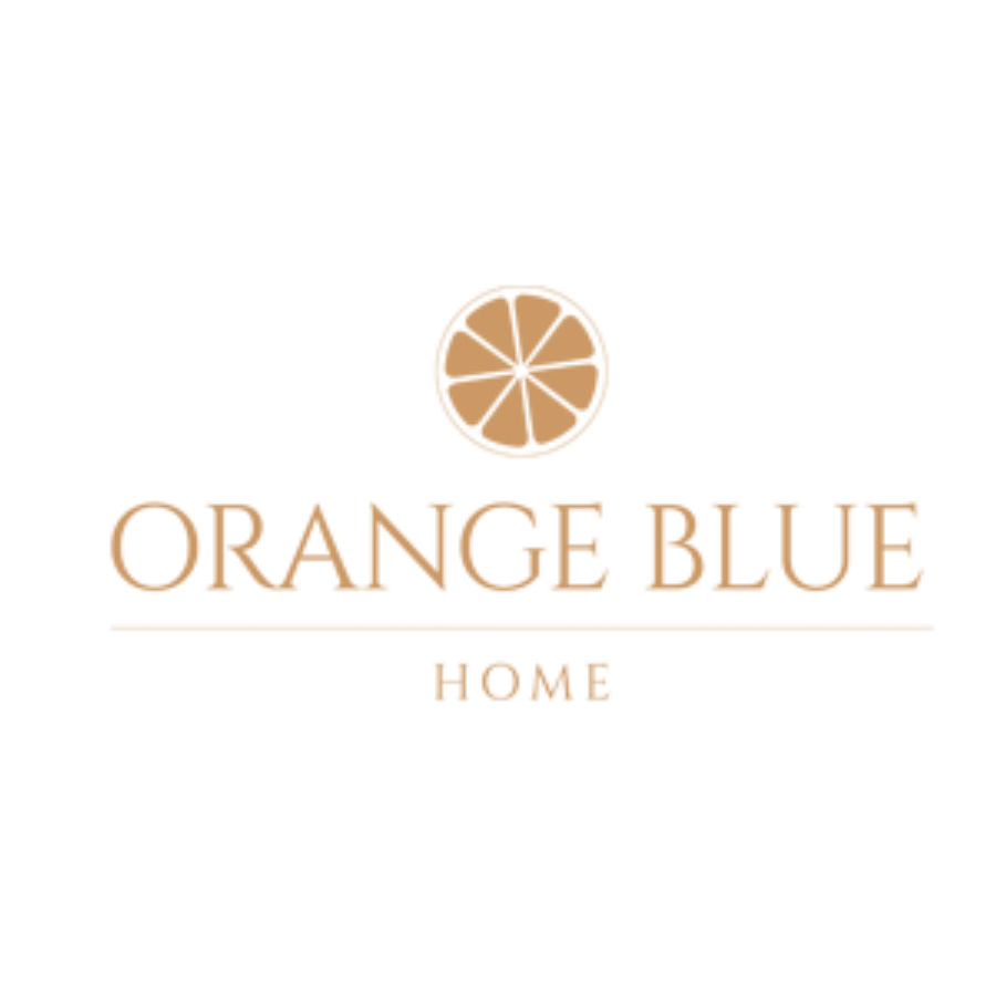 Orange Blue Home