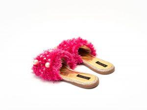 Flat Pérola Pink