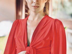 Blusa Yasmin Red