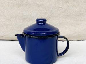 Bule de Chá Ágata Azul