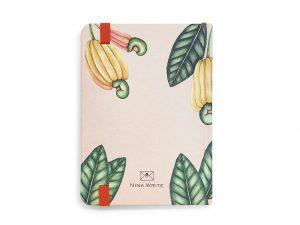 Caderno Caju