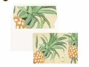 Cartão Abacaxi