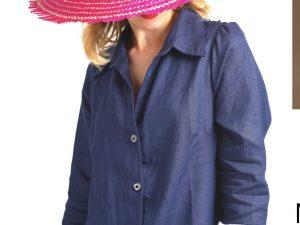 Chapéu Emily Desfiado