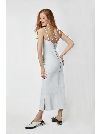 Vestido de Couro - Fatale