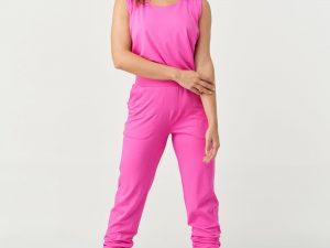 Conjunto Lara Calça e Regata em Pink