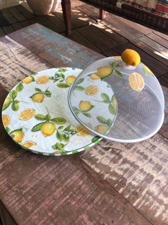 Boleira de Limão Siciliano